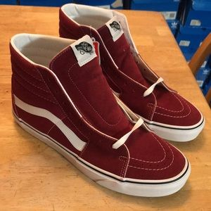 Vans Sk8-Hi Skateboarding Shoes Mens 11.5